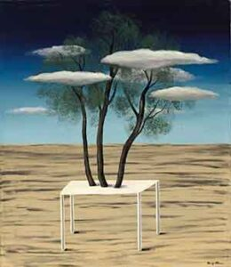 The Oasis-ReneMagritte